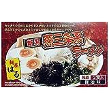 クックランド 乾麺 新潟燕三条系「はる」 醤油味 2食箱入