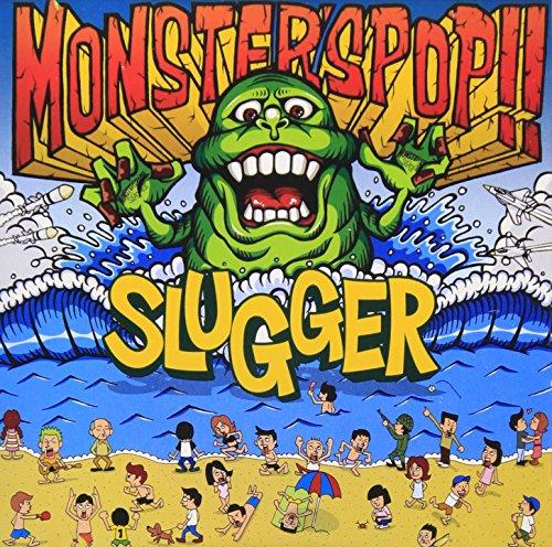 MONSTER'S POP!!
