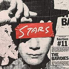 THE BAWDIES「STARS」のジャケット画像