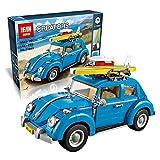 クリエイター エキスパート フォルクスワーゲンビートル Volkswagen Beetle レゴと互換性 by Lepin