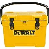 DEWALT DXC10QT 10 Qt Roto Molded Cooler, Yellow