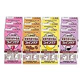 ジャネフ ファインケア バラエティセット 4種12本入 (いちご3本、コーヒー3本、バナナ3本、おしるこ3本)