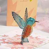 Paper Spiritz 立体ポップアップグリーティングカード「ひまわりブーケ」誕生日カード メッセージカード 感謝状 結婚祝い 卒業式 記念日 おめでとう 封筒付き … (G2092C)