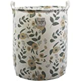 Large Fabric Storage Bins Toys Storage Basket for Baby Nursery, Kids Playroom, Home Organizer, Collapsible Laundry Basket Ham