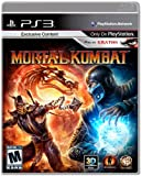 Mortal Kombat (輸入版) - PS3