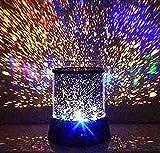 【 Alnair 】 インテリア プロジェクター 投影 七色発光 プラネタリウム 星空 星 夜空 風 LED ライト