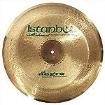 Istanbul Mehmet Cymbals Signature Series HH-CH14 14-Inch Horacio El Negro Hernandez China Cymbal [並行輸入品]