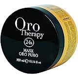 FANOLA Oro Therapy Illuminating Pure Gold Hair Mask - 300 ML