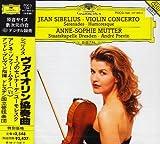 シベリウス/ヴァイオリン協奏曲ニ短調 画像