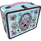 [アクエリアス]Aquarius Sugar Skulls Blue Gen 2 Tin Fun Box 48153 [並行輸入品]
