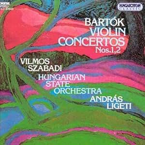 Bartok;Violin Concertos 1&2