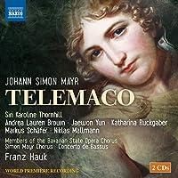 マイール:音楽劇《テレマーコ》(1797)[2枚組]
