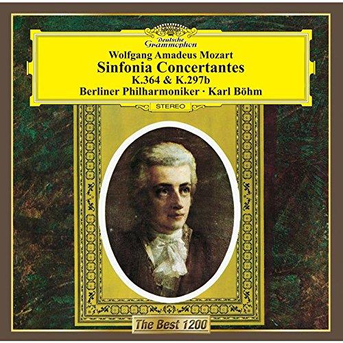 モーツァルト:協奏交響曲集