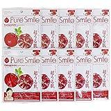 Pure Smile ピュアスマイル エッセンスマスク ザクロ 10枚セット