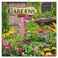 Garden Calendar - Calendars 2018-2019 Wall Calendar - Nature Calendar - Wall Calendar by Presco Group [並行輸入品]