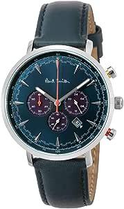 ポールスミス 腕時計 クォーツ ネイビー文字盤 PS0070010[並行輸入品]