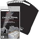 BCW BCW Comic Book Dividers Black (25 Dividers Per Pack)