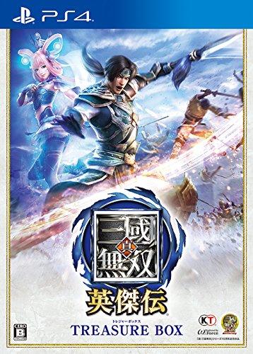 PS4 真 三國無双 英傑伝 TREASURE BOX