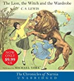 The Lion the Witch and the Wardrobe CD (The Chronicles of Narnia) by Lewis C. S. (2013) Audio CD