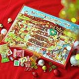 【北海道限定】ロイズ・アドベントカレンダー2017年版 (オリジナルクリスマス袋付き)