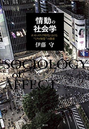 """情動の社会学 ―ポストメディア時代における""""ミクロ知覚""""の探求―の詳細を見る"""
