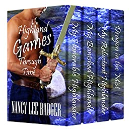 Highland Games Through Time by [Badger, Nancy Lee]
