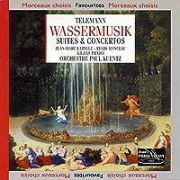 Wassermusik (Suites Et Concertos)