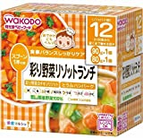 栄養マルシェ 彩り野菜リゾットランチ 90g+80g 製品画像