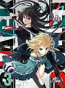 ブラック・ブレット 3 (初回限定版BD) [Blu-ray]