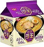 日清 ラ王 豚骨醤油 5食P×6個