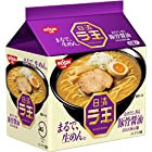 日清 ラ王 豚骨醤油 5パック 510g