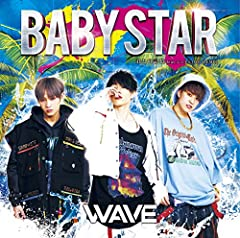 BABY STAR♪WAVEのCDジャケット