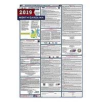 """2018ノースカロライナ州および連邦労働法ポスター–ラミネート27"""" x 40"""""""