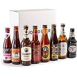 【WEB限定】世界のビールBOX(ヨーロッパ編) 8本飲み比べ [ ドイツ 2560ml/8本 ]