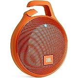 【国内正規品】JBL CLIP+ ポータブルワイヤレススピーカー IPX5防水機能 Bluetooth対応 オレンジ  JBLCLIPPLUSORG