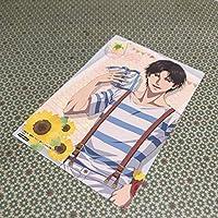テニプリ 跡部 サマバレ ポストカード