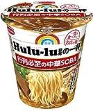 エースコック 一度は食べたい名店の味 麺屋Hulu-lu監修の一杯 行列必至の中華SOBA 93g×12個