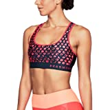 Under Armour Womens Under armour Women's Armour mid Crossback Print 1307213