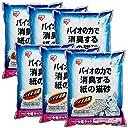 アイリスオーヤマ 紙の猫砂 バイオ消臭 7L×6袋