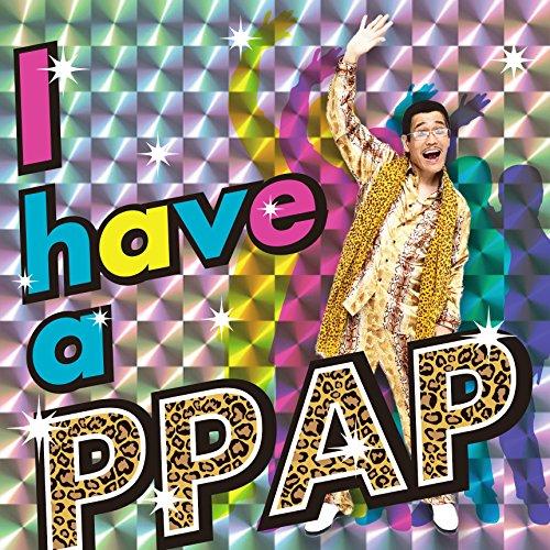 アルバム・レビュー ピコ太郎『I have a PPAP』