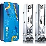 SFP Transceiver 2 Pack for Netgear 1000Base-SX: 550m