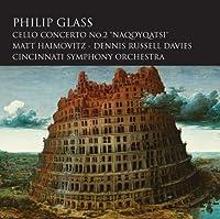 Cello Concerto No.2 Naqoyqatsi by Matt Haimovitz/Cincinnati Symphony Orchestra