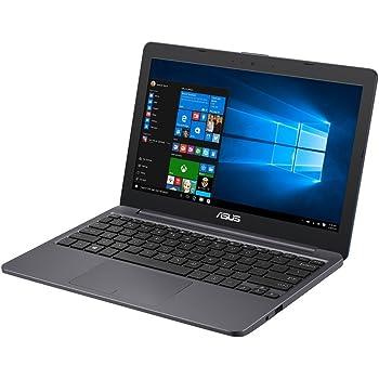 ASUS ノートパソコン VivoBook X207NA/11.6型【日本正規代理店品】intel Celeron N3350/4G/32GB/スターグレー/Win10 S/X207NA-FD024T