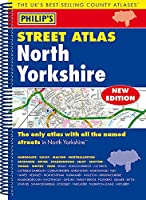 Philip's Street Atlas North Yorkshire (Philips Street Atlas)