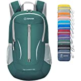 ZOMAKE Ultra Lightweight Packable Backpack, 25L Small Water Resistant Hiking Daypack Foldable Travel Backpack for Men Women O