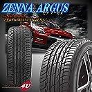 ZENNA ARGUS UHP 225/55R17 101V XL ゼナ アーガス