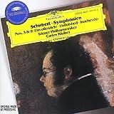 シューベルト:交響曲第8番「未完成」&第3番 画像