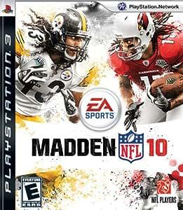 MADDEN NFL 10 (輸入版:北米・アジア)