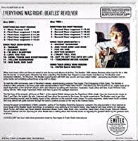 2CD紙ジャケットEVERYTHING WAS RIGHT THE BEATLES' REVOLVERBeatles ビートルズ