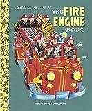 The Fire Engine Book (Little Golden Board Book)